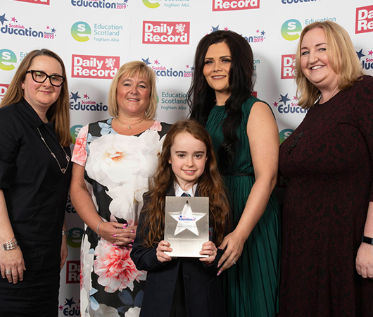 Family and Community Learning Award - Todholm Primary and Early Learning and Childcare Class, Renfrewshire Council