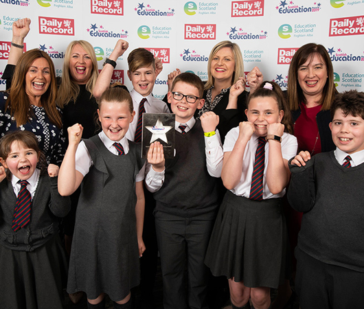 Raising Attainment in Numeracy Award - St. Stephen's Primary School, North Lanarkshire Council