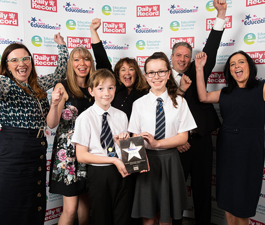 STEM Award - Mearns Primary School, East Renfrewshire Council